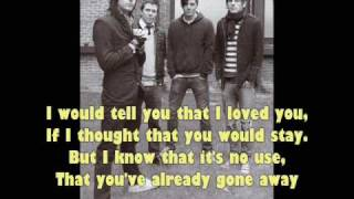 Download Boys Don't Cry LYRICS (Cover) - Lostprophets MP3 song and Music Video