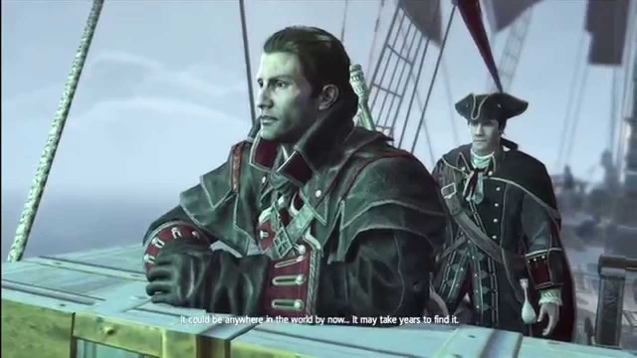 Assassin's Creed Rogue - Crippling Achilles and Killing Liam