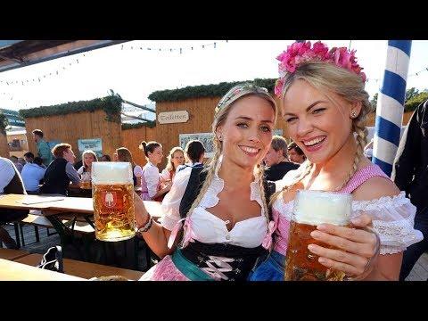 Oktoberfest Munich 2017 Live - Beer Festival 2017