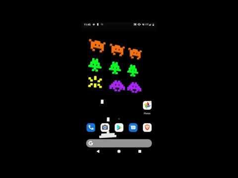 Pixel Bit Live Wallpaper