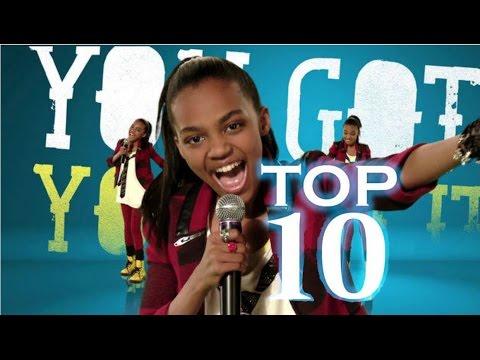 Best Disney Channel Songs - Top Ten List - TheTopTens®