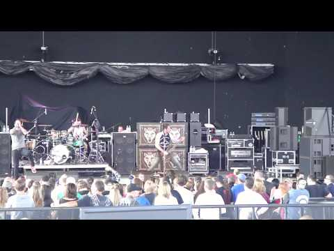 haste the day black eyed peas cover x-fest 2010 indiana