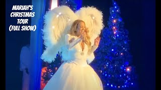 Mariah Carey - All I Want For Christmas Is You Tour (Full Show) Nov. 22, 2019