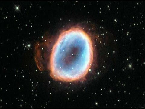 Hubble sees a dying star's final moments