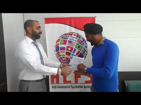 HCFS Immigration Chandigarh | Harjinder Singh | Cyprus Study Visa | Best Immigration Consultant