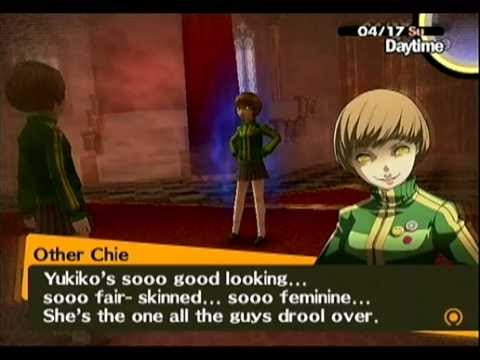 Persona 4 - 04/17 - Shadow Chie