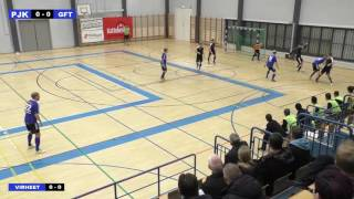 7.1.2017 PJK - GFT klo 17.00 Futsal-liiga
