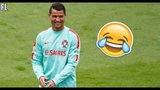 Криштиану Роналду - Самые смешные моменты 2017