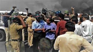 Maharashtra Police Takes Arbitrary Action Against Protesting Farmers
