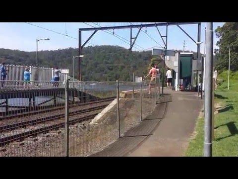 NSW Trainlink vlogs
