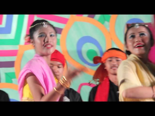 Penampilan SMK Ananda Bekasi India Dance