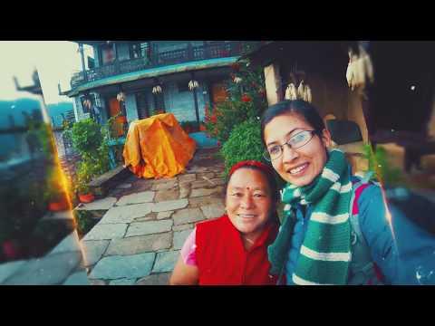 SOLO TRAVEL NEPAL - Annapurna Base Camp (ABC), Mardi Himal Trek - Bibisha Baaniya