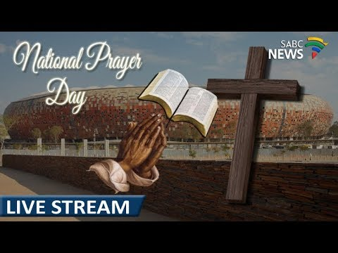 National Day of Prayer, 26 November 2017