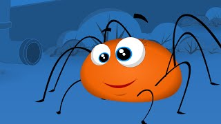 Incy Wincy Spider Nursery Rhyme For Children | Kids Video And Song