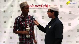 Danish Ahmad - Miyare Khas - Salana Ijtema 2015 - Majlis Atfal-Ul-Ahmadiyya Deutschland