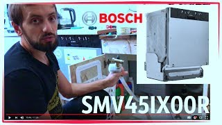 видео Встраиваемая посудомоечная машина. Как выбрать маленькую узкую под раковину 40 см