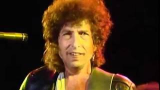 Bob Dylan - Maggie's Farm (Champaign 1985).mp4