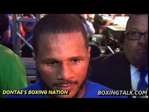 ANTHONY DIRRELL'S THOUGHTS ON DETHRONING SAKIA BIKO & WINNING WBC TITLE