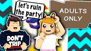 NOOBS RUIN ODER PARTY // Roblox Meepcity // Roblox Funny Moments // Roblox Online Dating