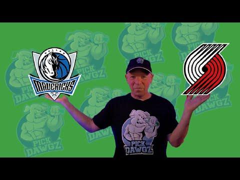 Portland Trail Blazers vs Dallas Mavericks 3/19/21 Free NBA Pick and Prediction NBA Betting Tips