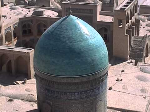 The blue mosques of Uzbekistan