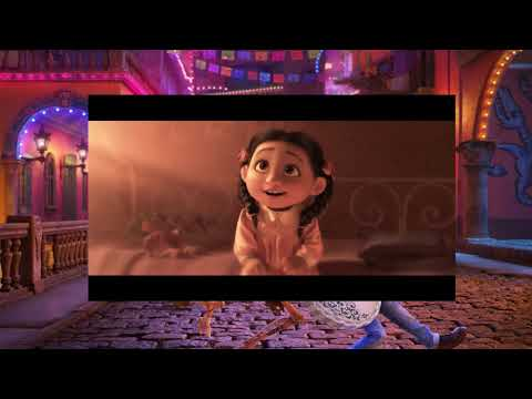UKRAINIAN - Remember me - (Lullaby Movie ver.) (Coco)