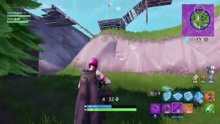 FORTNITE ZIPLINE DESTRUCTION BUG *EPIC PLS FIX!*