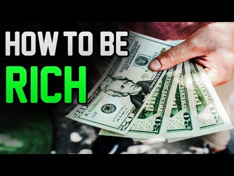 15 Hacks to be Rich (How to be Rich)