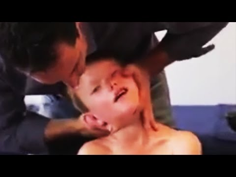 Dr Ian - CHILD HEARING LOSS - FIXED with Chiropractic Adjustment