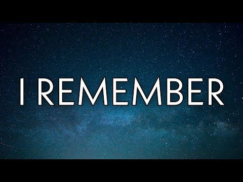 Rod Wave - I Remember (Lyrics)