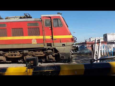 Chandigarh - Dibrugarh Express With MGS Wap 4   Railfan Zone Presents
