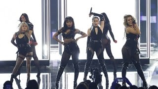 Fifth Harmony - Work From Home (43rd People's Choice Awards)