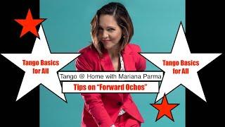 """Tango Basics Forward """"Ocho"""""""