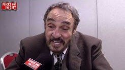 Lord of The Rings John Rhys-Davies Interview - Dwarf Gimli