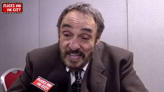 Lord of The Rings Interview with Dwarf Gimli, John Rhys-Davies