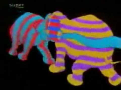Rosa Elefanten Dumbo