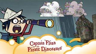 Captain Flinn: Thunder Alley  S1 E4 | WikoKiko Kids TV