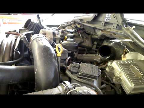 SHOP UPDATE 11/8/2012 6.0L TURBO IS BROKEN
