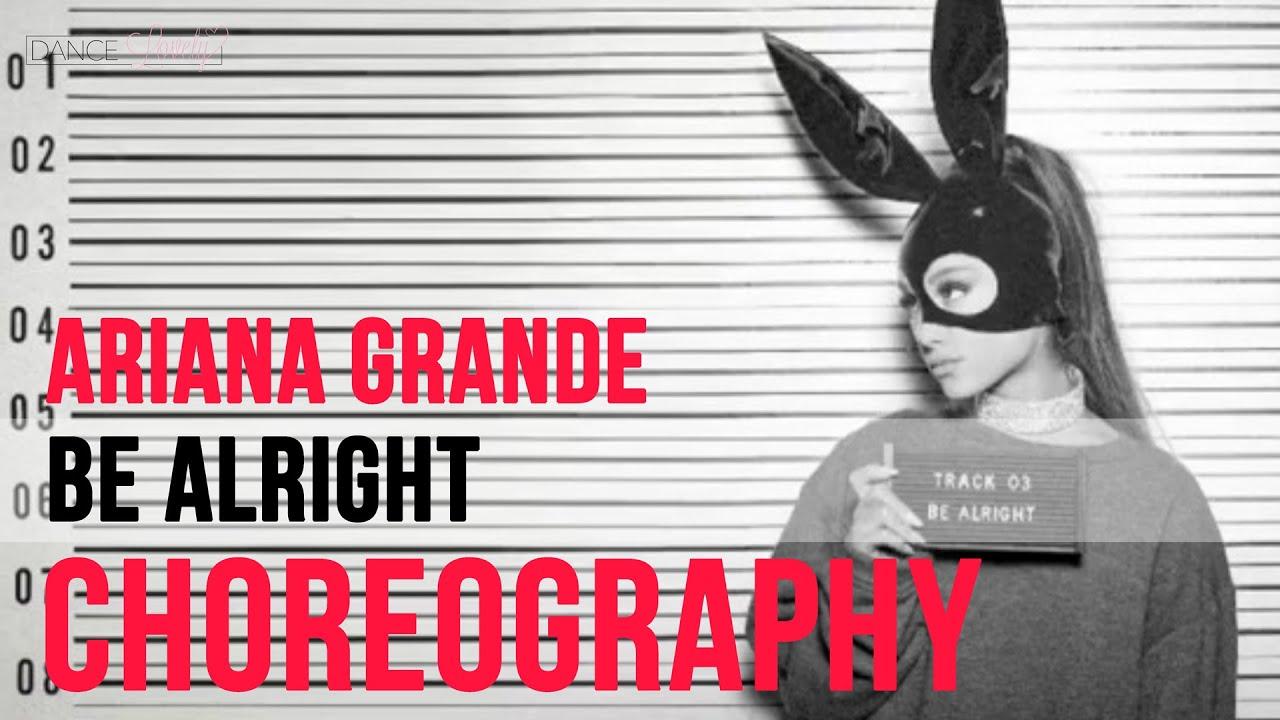 Ariana Grande Snl Official Choreography Ariana Grande Be Alright Snl
