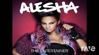Kopia filmu Radio Dancing Queen - Alesha Dixon & Craig Gagné | RaveDJ