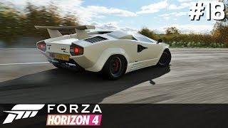 Forza Horizon 4 PC [#18] LAMBORGHINI Countach i ZAGINIONE Auta