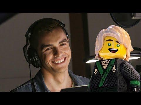 'The LEGO NINJAGO Movie' Behind The Voices