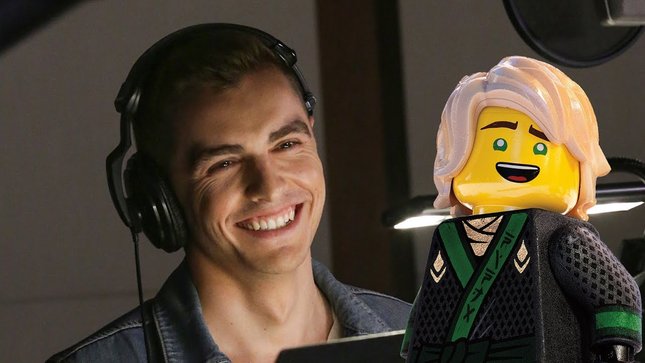 'The LEGO NINJAGO Movie' Behind The Voices