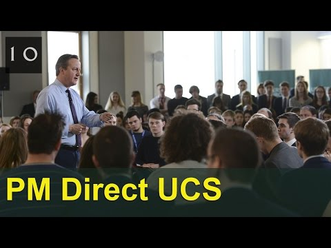 PM Direct: University Campus Suffolk