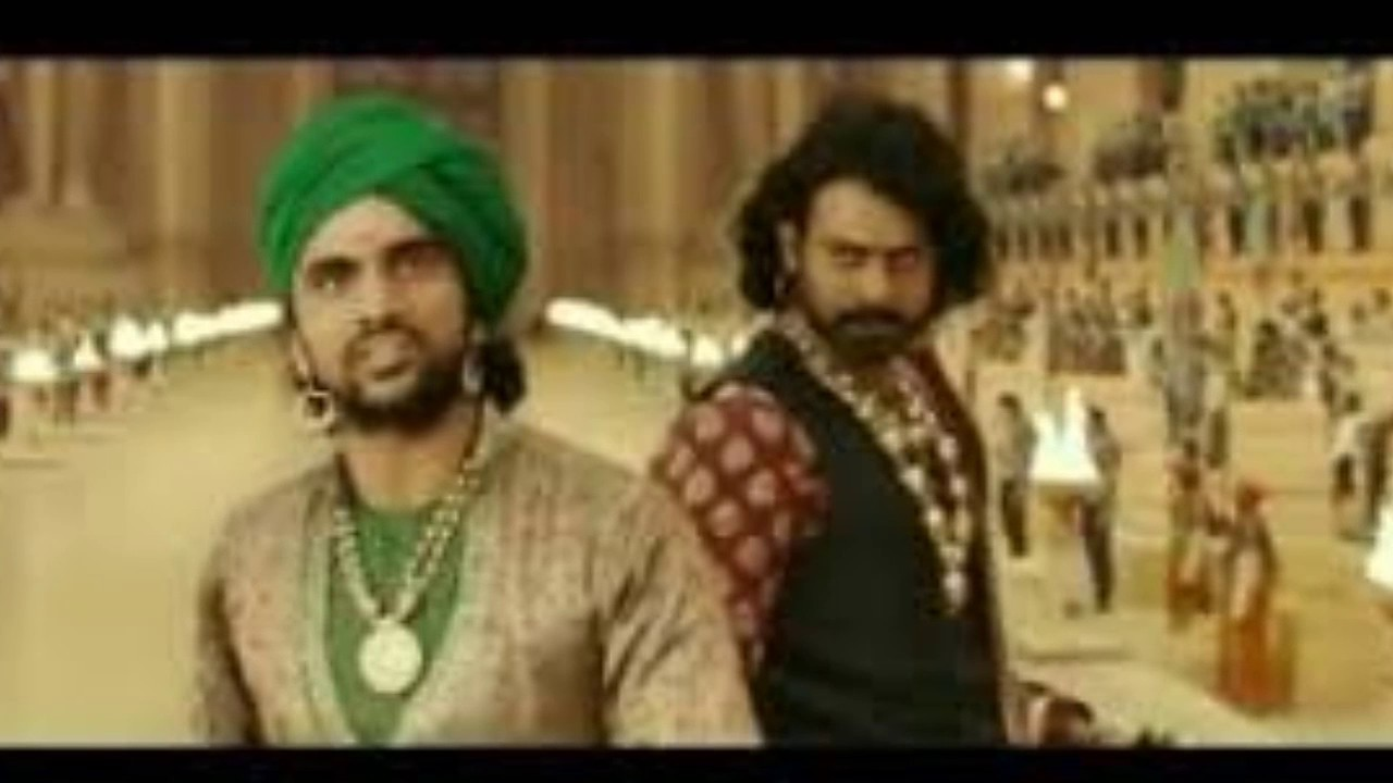 Bahubali  Best Scene Prabhas Excellent Acting Ever