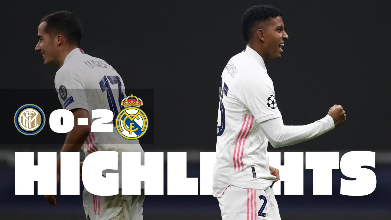 ⚽ GOALS AND HIGHLIGHTS | Inter 0-2 Real Madrid