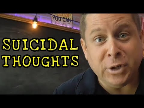 Suicidal Thoughts - Alcoholism - Depression - My Battle With Mental Illness And Suicide