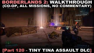 Borderlands 2 CO-OP walkthrough 120 (All missions, No commentary ✔) PC