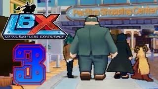 LBX: Little Battlers eXperience (3DS)[Blind] Part 3 (Achilles Stolen)