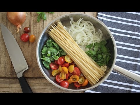 One Pot Pasta Recipe